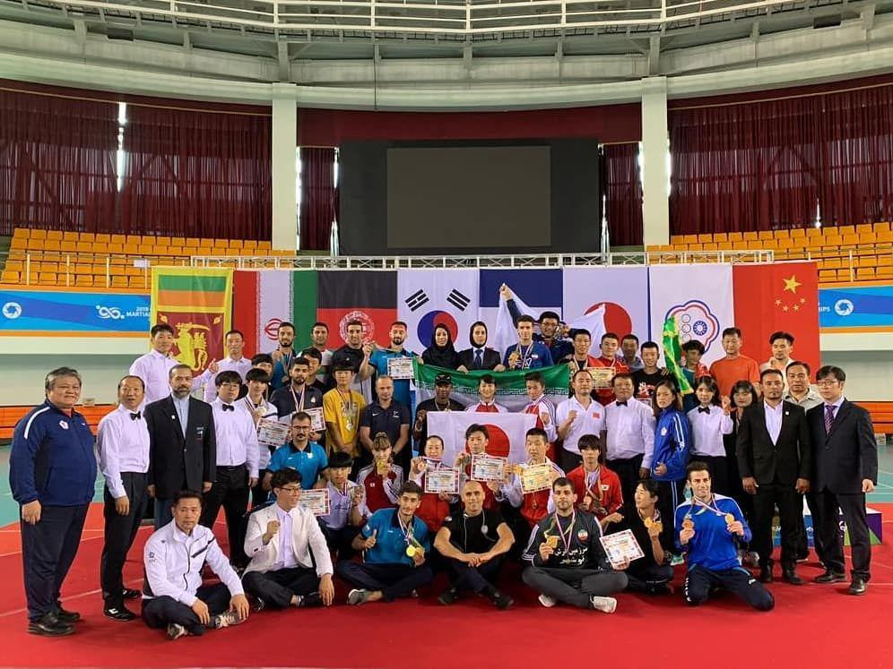 Asian Savate championships 2019- Assaut successfully organized in Korea, Chungju