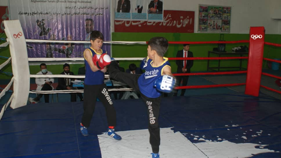 Afghanistan Savate championships